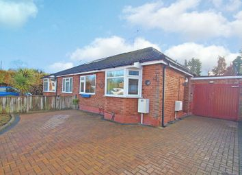 Thumbnail 2 bed semi-detached bungalow for sale in Enfield Road, Hunt End, Redditch
