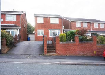 Thumbnail 4 bed detached house for sale in High Street, Cheslyn Hay