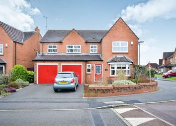 Thumbnail 5 bed detached house for sale in Pines Way, Harlow Wood, Mansfield, Nottinghamshire
