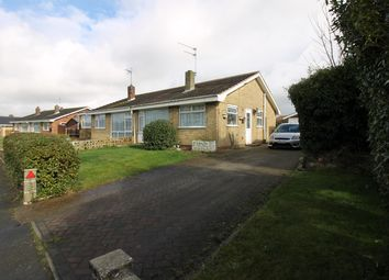 Thumbnail 2 bed semi-detached bungalow for sale in Upper Grange Crescent, Caister-On-Sea, Great Yarmouth