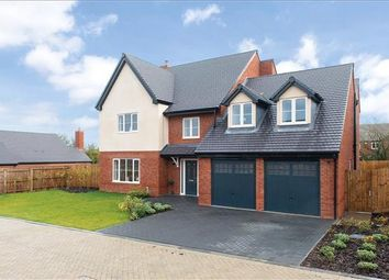 Thumbnail 5 bed detached house for sale in Spring Meadows Close, Malvern, Worcestershire