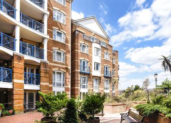 King & Queen Wharf, Rotherhithe Street, London SE16. 3 bed flat for sale