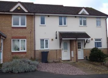 Thumbnail 2 bed terraced house to rent in Redding Close, Quedgeley, Gloucester