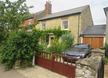 Thumbnail 3 bed link-detached house for sale in High Street, Hanslope, Milton Keynes