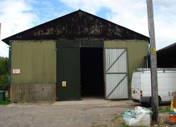 Thumbnail Warehouse to let in Slugwash Lane, Haywards Heath