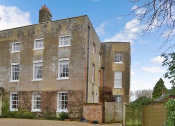 Thumbnail 2 bed flat for sale in Old Bath Road, Newbury