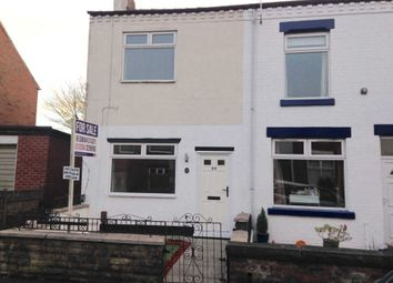 Thumbnail 3 bed terraced house to rent in Catherine Street East, Horwich, Bolton