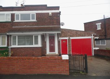 Thumbnail 2 bed semi-detached house to rent in Alwyn Avenue, Doncaster