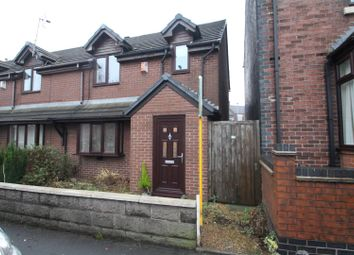 Thumbnail 3 bedroom town house to rent in Chell Street, Birches Head, Stoke-On-Trent