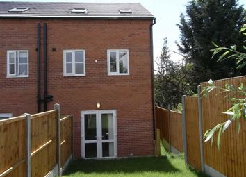 Thumbnail 3 bedroom end terrace house to rent in Swan Lane, Oswestry