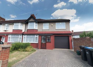 Thumbnail 4 bed end terrace house for sale in Rugby Avenue, London