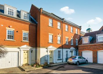 Thumbnail 3 bedroom terraced house to rent in Frobisher Gardens, Emsworth