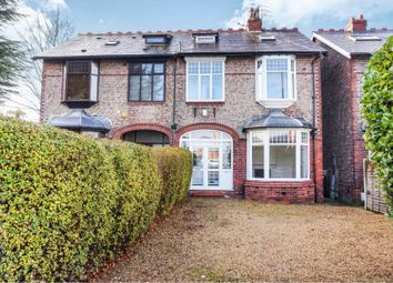 Thumbnail 5 bed semi-detached house for sale in Manchester Rd, Altrincham