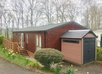 2 bed mobile/park home for sale in Woodlands Hall, Llanfwrog, Ruthin, Denbighshire LL15