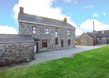 Thumbnail 4 bed property for sale in Sennen, Penzance, Cornwall