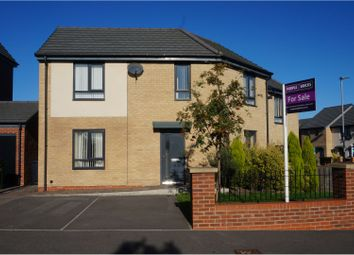 Thumbnail 3 bed semi-detached house for sale in Langsett Road, New Lodge Barnsley