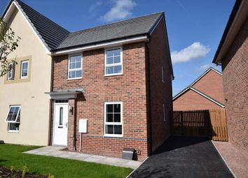 Thumbnail 3 bed semi-detached house to rent in Brompton Lane, Auckley, Doncaster