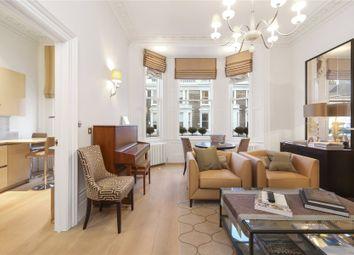 Thumbnail 1 bedroom flat to rent in Stafford Terrace, Kensington, London