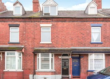 Thumbnail 3 bedroom terraced house for sale in Brook Street, Crewe