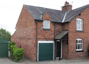Thumbnail 4 bed semi-detached house for sale in Forton Heath, Montford Bridge, Shrewsbury