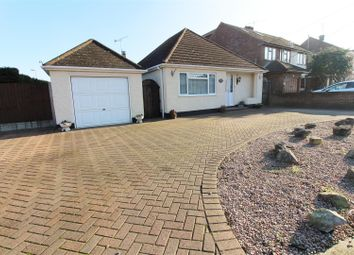 Thumbnail 2 bed detached bungalow for sale in Romsey Road, Benfleet