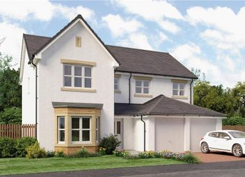 "Thumbnail 5 bedroom detached house for sale in ""Colville 4"" at Raeswood Drive, Glasgow"
