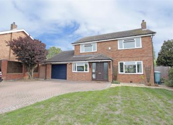 Thumbnail 4 bed detached house for sale in Manthorpe, Bourne