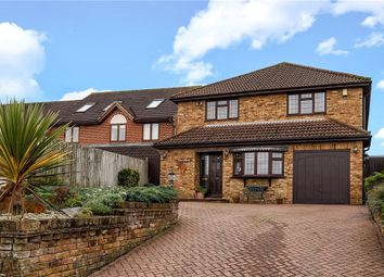 Thumbnail 4 bedroom detached house for sale in Bingley Grove, Woodley, Reading