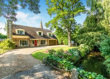 Thumbnail Detached house for sale in Greatford Gardens, Greatford, Stamford