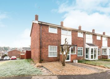 Thumbnail 3 bedroom end terrace house to rent in Fabian Close, Basingstoke