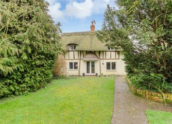 Thumbnail 4 bed semi-detached house for sale in The Avenue, Bletsoe, Bedford, Bedfordshire