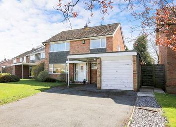 Thumbnail 4 bed detached house for sale in Hightree Drive, Henbury, Macclesfield, Cheshire