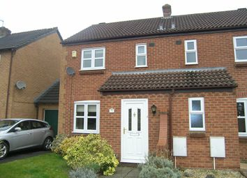 Thumbnail 2 bed property to rent in Blackberry Close, Chippenham