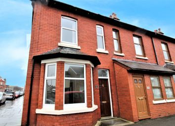 Thumbnail 3 bed terraced house for sale in North Church Street, Fleetwood