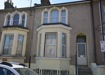 Thumbnail 4 bed terraced house to rent in Darnley Street, Gravesend
