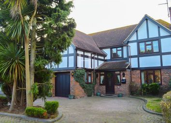Thumbnail 5 bed detached house for sale in Bishopsteignton, Shoeburyness, Essex