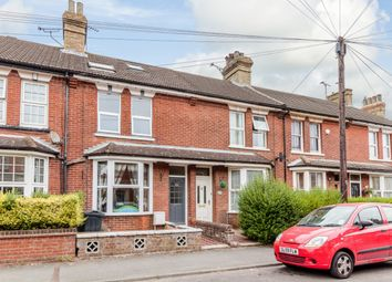 Thumbnail 4 bed terraced house for sale in Christchurch Road, Ashford, Kent
