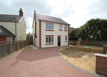 Thumbnail 3 bedroom detached house for sale in Heathfield Road, Holbrook, Ipswich, Suffolk