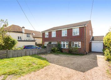 Chartridge Lane, Chesham, Buckinghamshire HP5. 4 bed semi-detached house