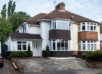 Thumbnail 4 bed semi-detached house for sale in Chestnut Avenue, West Wickham