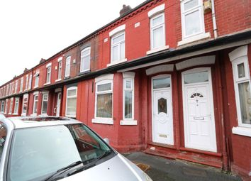 Thumbnail 3 bed terraced house to rent in Linwood Grove, Longsight, Manchester