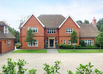Thumbnail Detached house for sale in Farnham Road, Ewshot, Farnham, Hampshire