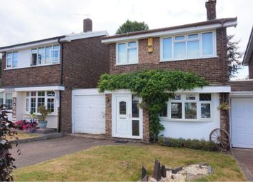 Thumbnail 3 bed detached house for sale in Jordan Croft, Fradley, Lichfield