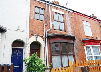 Thumbnail 2 bed terraced house for sale in Alexandra Avenue, Mayfield Street, Hull