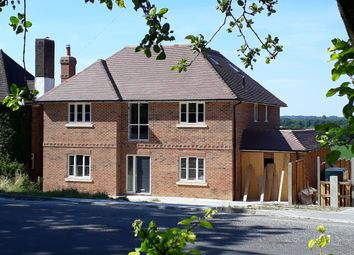 Thumbnail 5 bed detached house for sale in West Road, Barton Stacey, Winchester