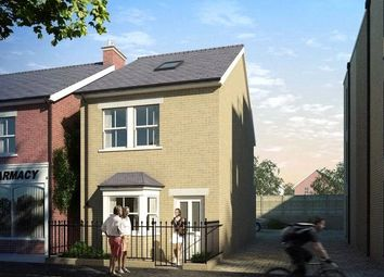 Thumbnail 3 bed detached house for sale in Chalk Hill, Bushey, Hertfordshire