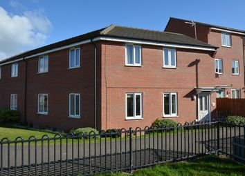 Thumbnail 2 bedroom flat for sale in Rainhill House, Wylam Close, Clay Cross, Chesterfield