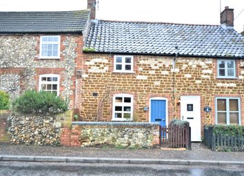 Thumbnail 2 bed cottage for sale in Cole Green, Sedgeford, Hunstanton