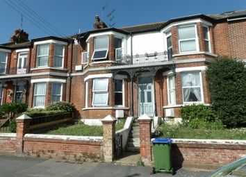 Thumbnail 1 bed flat to rent in Fort Road, Newhaven