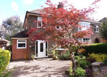 Thumbnail 4 bed semi-detached house for sale in Uppingham Road, Thurnby, Leicester, Leicestershire